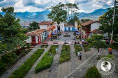 Medellin, Colombia is quickly becoming one of the hottest places to visit in South America. Here's your ultimate guide to getting the most out of your trip: Visit Colombia, Colombia Travel, Magic Places, Places To Visit, Colombia Country, Where To Go, Old Town, South America, Travel Photography