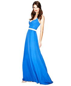 Fashion Star Dress, Sleeveless Maxi - Dresses - Women - Macy's