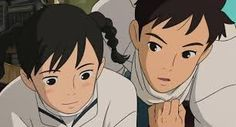 From Up On Poppy Hill. One of the best movies from Studio Ghibli!