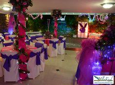 Salón de Laureles - Medellín Temática: Play Boy  www.banquetesvillareal.com