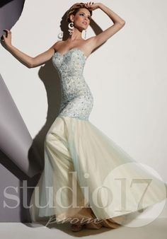 Studio 17 Dress 12444 at Peaches Boutique