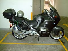 FOR SALE: Great BMW R1100RT