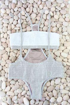 Best Swimsuits : Made by Dawn – Jumper PinFoam Bikini Swimsuits 2017, Best Swimsuits, Lingerie, Made By Dawn, Summer Suits, Beach Wear, Swimwear Fashion, Bikini Swimwear, Looks Style