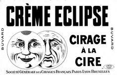 Papier buvard cirage Éclipse
