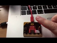 Dancing 'bot' on a micro:bit Thanks to a loan of micro:bit from Lancaster University ( I can try it out on the real thing. For more details: . Lancaster University, Computer Lessons, Cross Curricular, Project Based Learning, Music Classroom, Music Education, Project Yourself, Bbc, Dancing