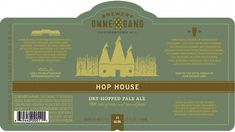 Ommegang's Hop House Style: Belgian Pale Ale 6% ABV