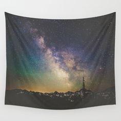 Milky Way IV Wall Tapestry