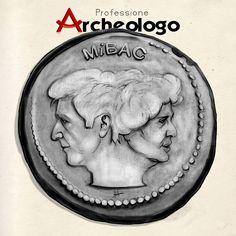 Soggetto: Antonia Falcone; Disegno e colori: Davide Arnesano  http://www.professionearcheologo.it/riposseduta-o-delle-molteplici-anime-dei-nuovi-vertici-mibac-e-non-solo-di-paola-romi/