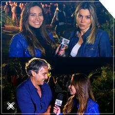 Quem aí conferiu a Marcela Monteiro, repórter do Vídeo Show, ar-ra-san-do com a jaqueta da Brix Jeans? Nós simplesmente amamos!