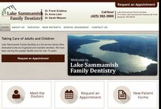 New Dentists added to CMac.ws. Lake Sammamish Family Dentistry in Issaquah, WA - http://dentists.cmac.ws/lake-sammamish-family-dentistry/86344/