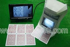 This magic infrared playing cards scanning camera can installed in various items to help user to read IR marked poker cards. Invisible Ink, Poker, Playing Cards, Magic, Game Cards