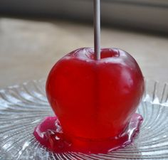 Sweet Candy Apple Soap  Novelty Soap by ajsweetsoap on Etsy, $8.75