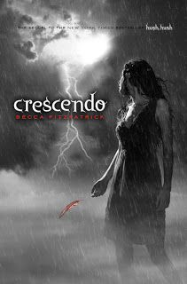83 best para ler eou assistir images on pinterest books to read crescendo hush hush series book 2 becca fitzpatrick need to read fandeluxe Gallery