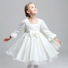 Wedding Flower Girl dresses. For info contact Snow White & the Seven Dresses at www.berniessecret.com