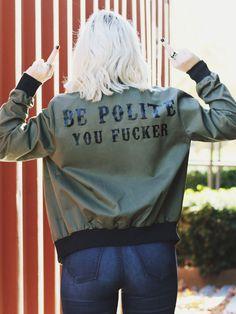 Gypsy Warrior x Rebel Soul Collective Bomber Jacket - Gypsy Warrior