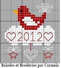 cross-stitch possible Cardinal