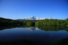 鳥海山 Mt.Choukai