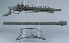 Repeating rifles and revolvers pre-1800 - History Forum ~ All Empires - Page 2