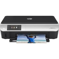 HP - ENVY 5535 Wireless e-All-in-One Printer - Black/Silver - Get unbelievable discounts at Best Buy with Coupon and Promo Codes.