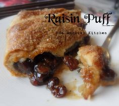 Raisin Puff | The English Kitchen (photo RaisinPuff_zps9ec548ce.jpg)