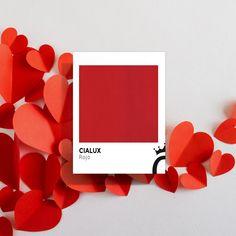 ❤ ¡Hoy es el día de los corazones! ❤ Coge un papel bien rojo, dóblalo con la técnica del origami y sorprende a tu pareja (o a quién tú quieras) con tus hablidades 😉 ¡Feliz San Valentín! Origami, Colours, Texture, Frame, Home Decor, Valentines, Couple, Red, Hearts