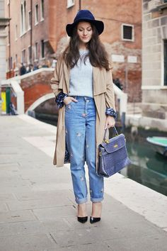 20 Ways to Rock a Trench Coat Without Looking Like a Spy | StyleCaster