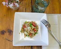 Farro  Caprese Salad | Bob's Red Mill