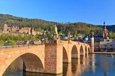 Heidelberg and Rhine Valley Day Trip from Frankfurt - Frankfurt | Viator