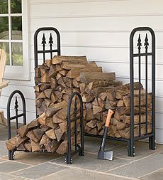 1000 images about fireplace on pinterest wood storage Fireplace Wood Holder Fireplace Log Holder