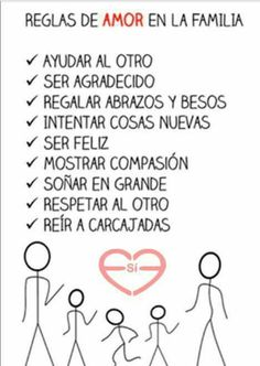 Reglas de amor