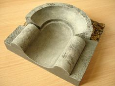 shaping styrofoam to smooth surfaces