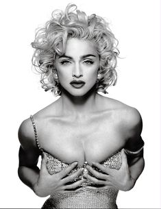 Madonna... American singer-songwriter, actress, and businesswoman. One of the most prominent cultural icons for over three decades, she has achieved an unprecedented level of power and control for a woman in the entertainment industry. She attained immense popularity by pushing the boundaries of lyrical content in mainstream popular music and imagery in her music videos, which became a fixture on MTV.