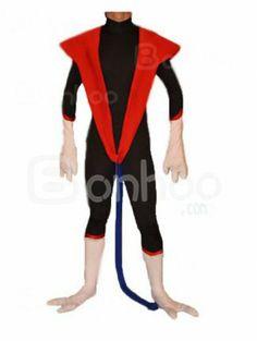 Spandex Lycra Zentai Nightcrawler Costume
