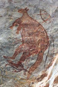 Rock art found in Australia to be 16,000 yrs. old.....