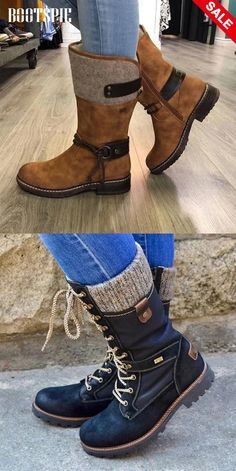 snow Lady Winter Warm Snow Boots Shop Now! Ugg Winter Boots, Warm Snow Boots, Fall Winter Outfits, Baby Fall Fashion, Cold Weather Boots, Patent Leather Boots, Long Boots, Nike Shoes Outlet, Boot Shop