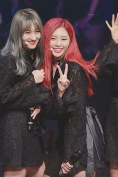 DREAMCATCHER - Siyeon + JiU