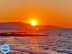 Zomerseizoen op Kreta Griekenland Greece, Celestial, Sunset, Outdoor, Greece Country, Outdoors, Sunsets, Outdoor Games, The Great Outdoors