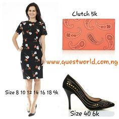 New Arrivals! www.questworld.com.ng #pay on delivery (lagos) #nationwide delivery @Quest World Boutique suite B20 PrimalTek Plaza Akowonjo Roundabt Dopemu Lagos
