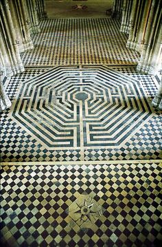 Saint Quentin's Labyrinth, France