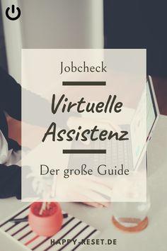 Jobcheck Virtuelle Assistenz Inspirations Boards, Logo Design, Start Ups, E-mail Marketing, Blog, Earn Money Online, Career, Tips, Blogging