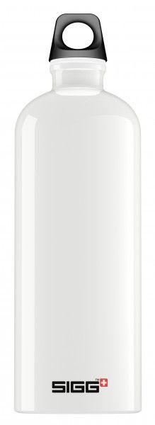 SIGG Bottles - 1.0L White Classic Traveller