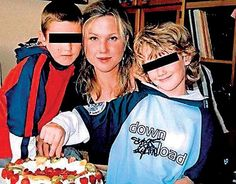 Klara Mauerova - a member of a cult Grail Movement - admitted torturing her sons age 8 and 10. The boys told how their relatives had locked them in cages for months, sexually abused them, whipped them with belts, and tried to drown them, and partially skinned the 8 year old and ate the flesh. The abuse was discovered when a man installed a TV baby monitor to keep watch on his newborn child  it picked up a signal from an identical monitor next door showing the abuse.