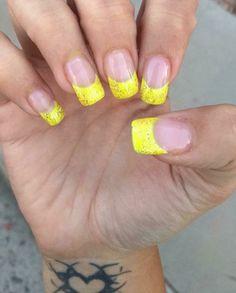 WWE Diva Sasha Banks  #LegitB0$$ inspired nails