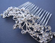 Wedding headpieces,bridal hair accessories,wedding hair comb rhinestone,bridal hair comb, wedding comb,bridal hair piece,bridal jewelry