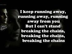 Adam Lambert Chokehold lyrics