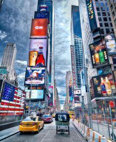 Times Square by @jazthenycphotographer: #newyorkcityfeelings #nyc #newyork