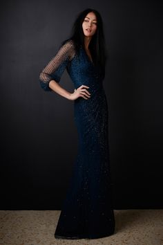 Jenny Packham Pre-Fall 2016 Fashion Show  http://www.vogue.com/fashion-shows/pre-fall-2016/jenny-packham/slideshow/collection#9   http://www.theclosetfeminist.ca/