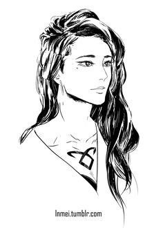 Drawn by Sarah T. alexander 'alec' lightwood, the