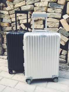 Rimowa Topas and Stealth Carry-on Review – U.N. Luggage