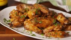 Cilantro Lime Wings